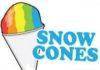 Snow Cones concessions